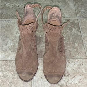 Lucky Ankle Booties